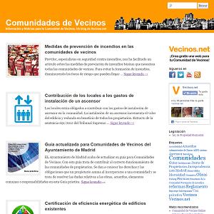 ComunidadesDeVecinos.es es uno de los 40 blogs sobre comunidades de propietarios más importantes