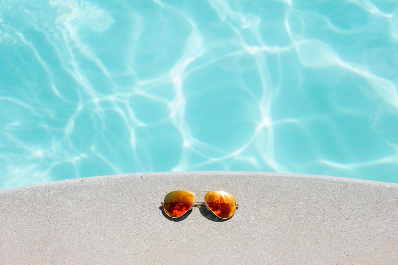 Construir una piscina en tu comunidad de vecinos